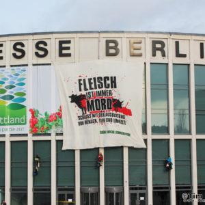 Protestaufruf des Aktionsbündnis Grüne Woche demaskieren!