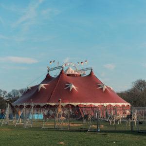 Circus Voyage-Mitarbeiter*innen attackieren Tierbefreiungsaktivisten