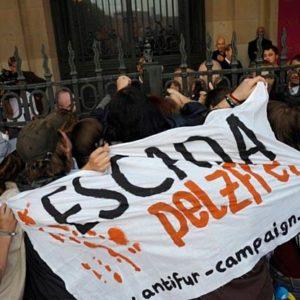 Aufruf der Offensive gegen die Pelzindustrie: Internationales Aktionwochenende am 2. und 3. November!