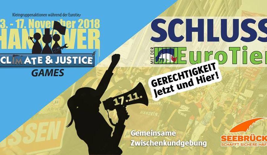 Schluss mit der EuroTier-Messe