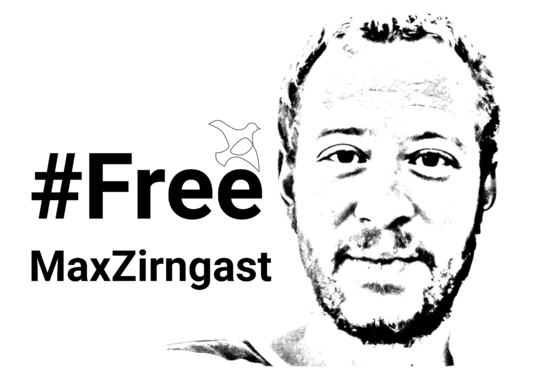 Freiheit für Max Zirngast!