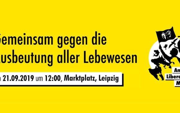 Animal Liberation March Leipzig