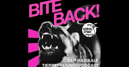 BITE BACK: Podcast von tierbefreier*innen Leipzig